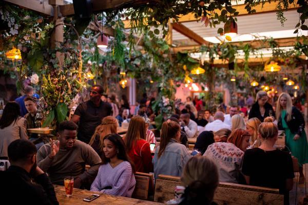 Best Bars in Brixton