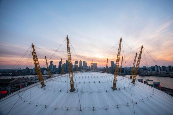 Best Date Spots in Greenwich & Canary Wharf