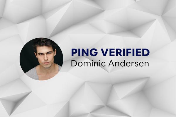 Ping Verified - Dominic Andersen