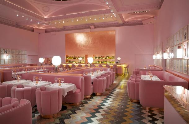 The Prettiest Bars In London For The Perfect Cocktail Date