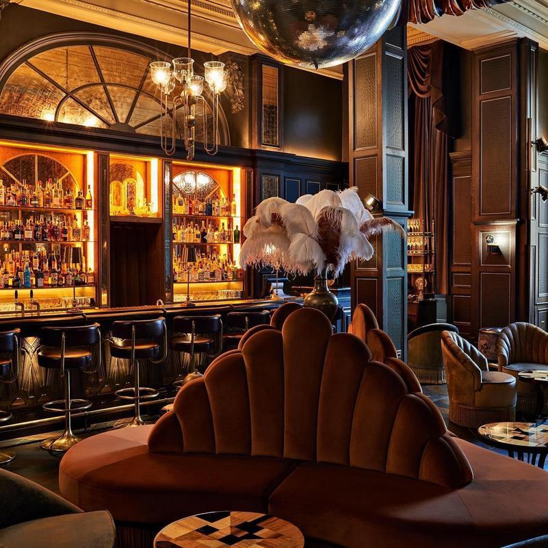 Fitzrovia's fabulous bars