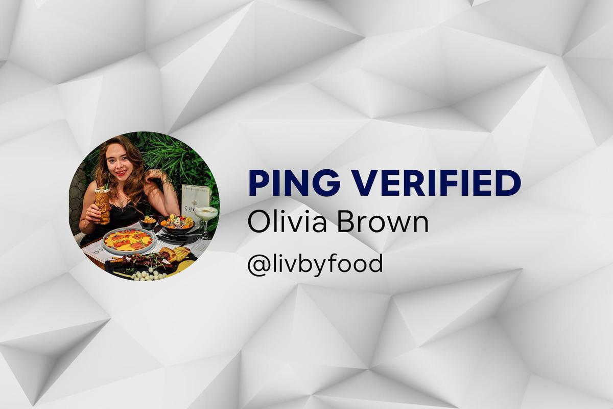 Ping Verified - Olivia Brown