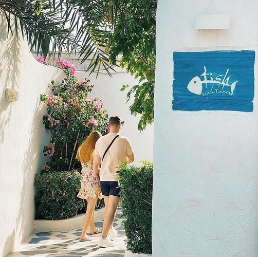 Image 5 from Fish Beach Taverna's image gallery'