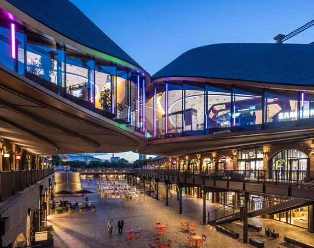 Image 4 from Coal Drops Yard's image gallery'
