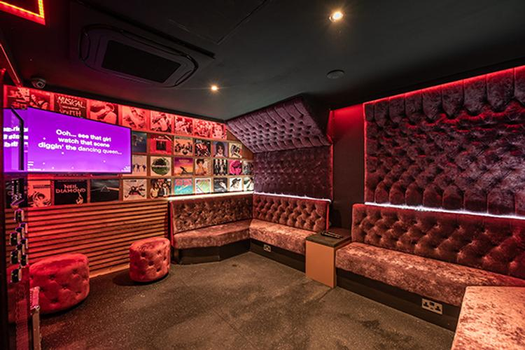 Image 1 from Lucky Voice Karaoke Holborn's image gallery'