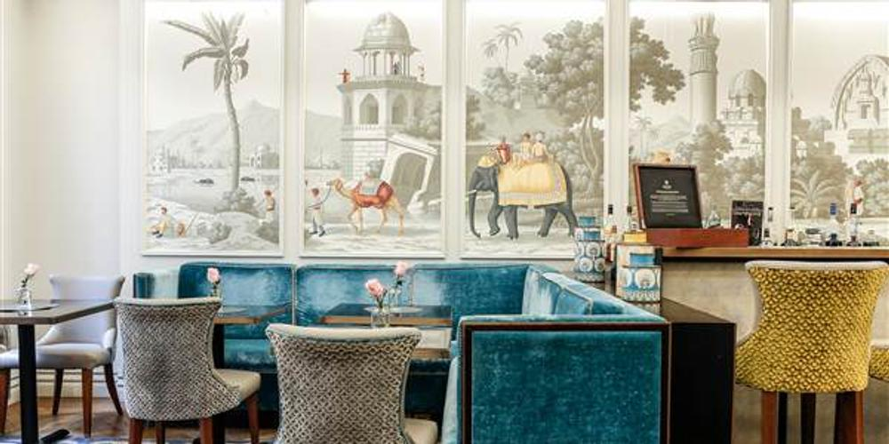 Image 1 from The Drawing Room at Flemmings Hotel's image gallery'