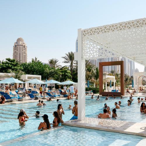 Image 3 from DRIFT Beach Dubai's image gallery'