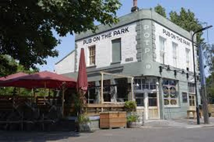 Image 1 from Pub On The Park's image gallery'