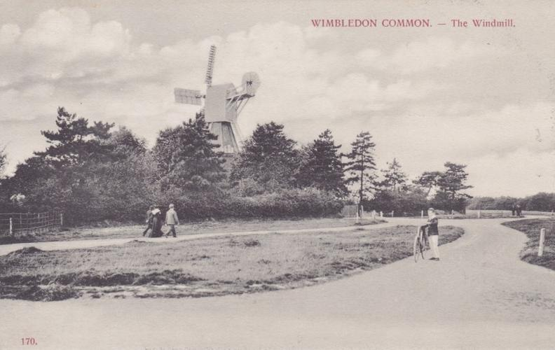 Image 1 from Wimbledon Windmill Museum's image gallery'
