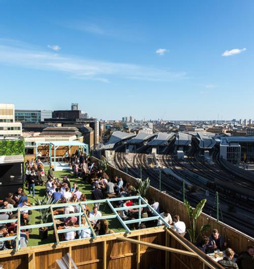 Image 2 from London Bridge Rooftop's image gallery'