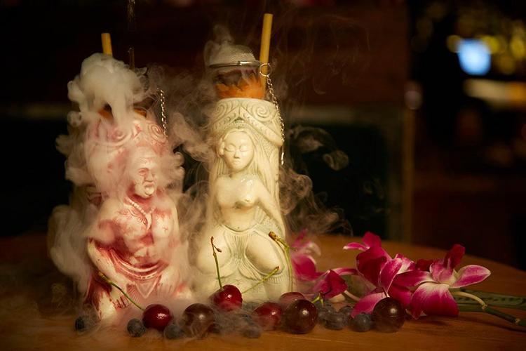 Image 1 from Laki Kane Cocktail Bar & Thai Restaurant Islington's image gallery'
