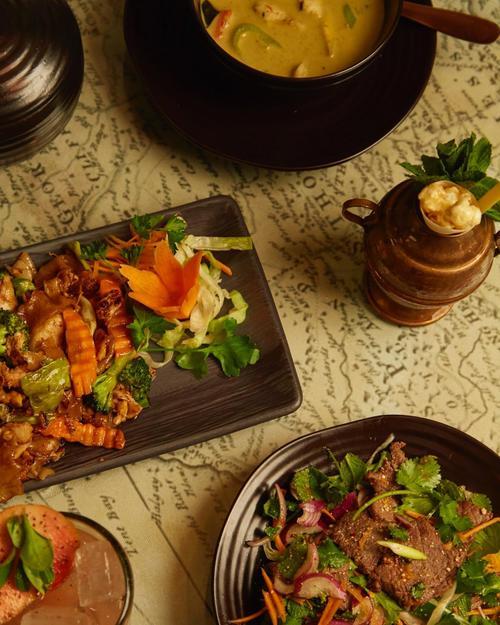 Image 3 from Laki Kane Cocktail Bar & Thai Restaurant Islington's image gallery'