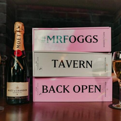 Image 6 from Mr Fogg's Tavern - Covent Garden's image gallery'