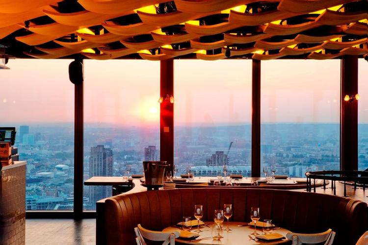 Image 1 from Duck & Waffle's image gallery'