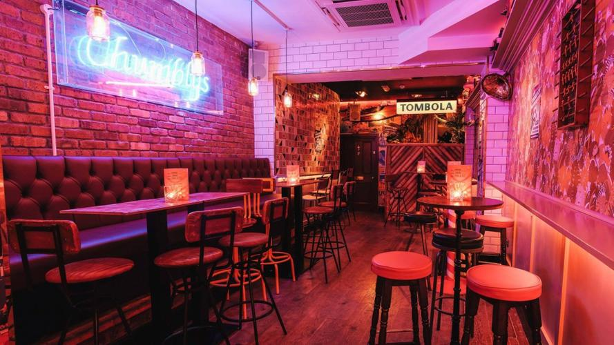 Image 5 from Simmons Bar | Angel's image gallery'