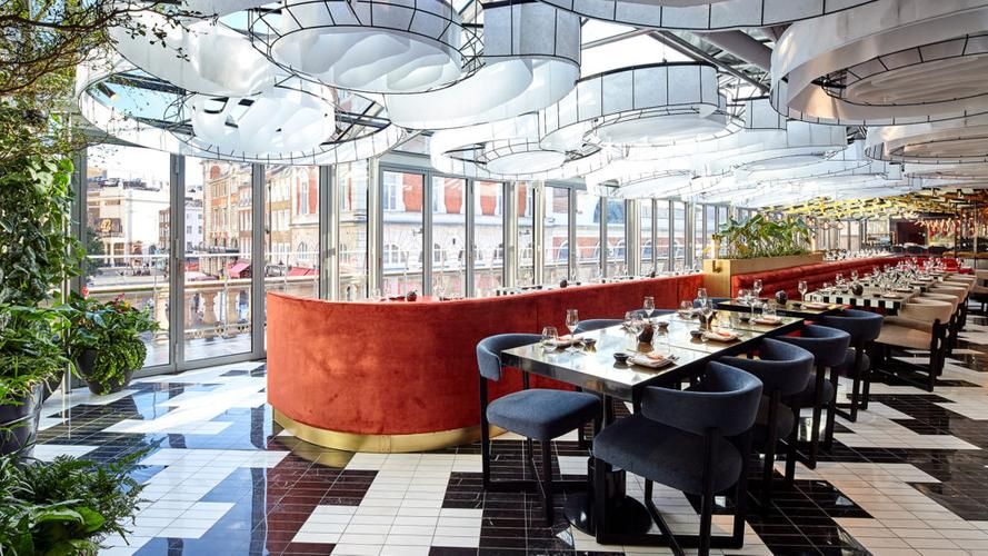 Image 2 from SUSHISAMBA Covent Garden's image gallery'