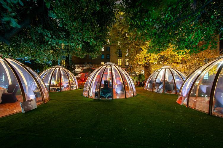 Image 2 from London Secret Garden's image gallery'