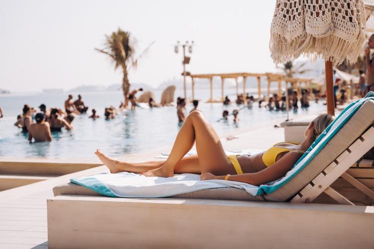 Image 1 from WHITE Beach Dubai's image gallery'