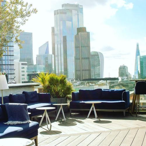 Image 3 from Aviary - Rooftop Restaurant & Terrace Bar's image gallery'