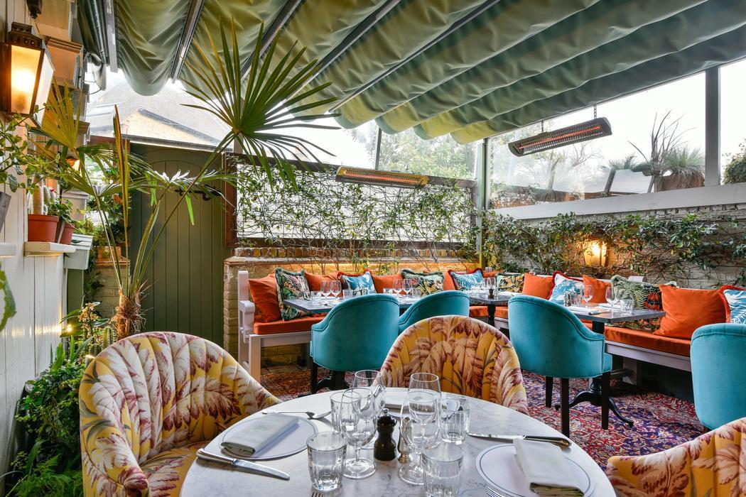 The Ivy Cafe Wimbledon Village