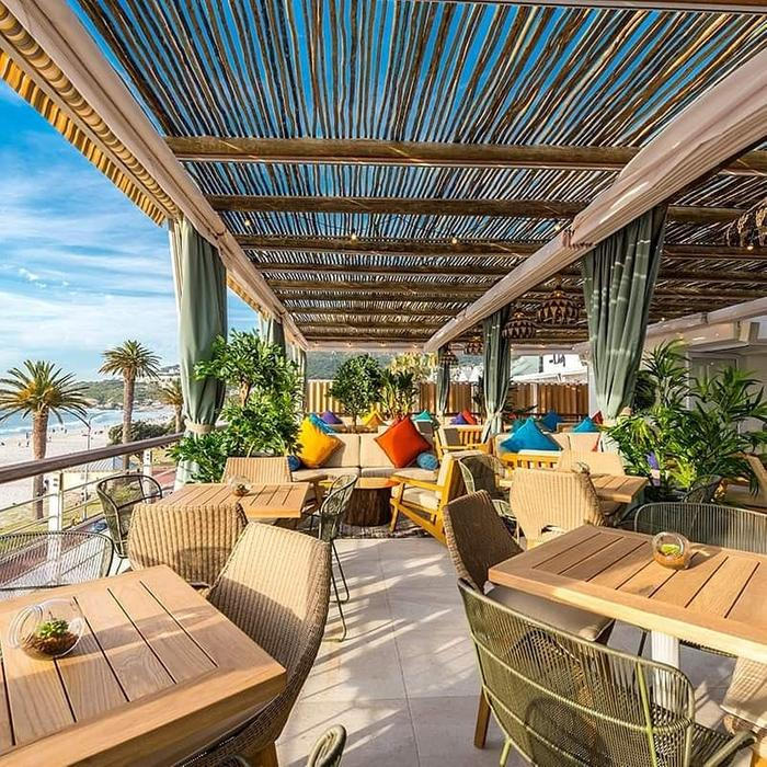Chinchilla Rooftop Cafe & Bar