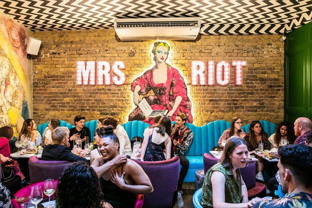 Mrs Riot
