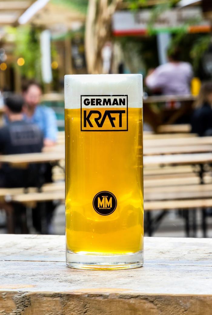 German Kraft Beer