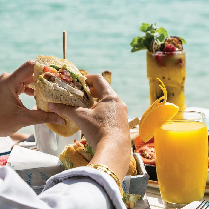 Breeze Beach Grill