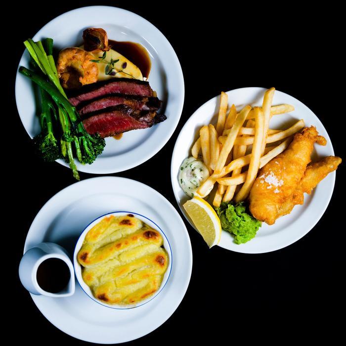 The Top Hat Bar & Restaurant
