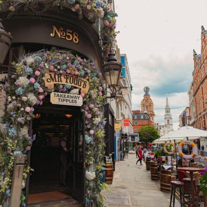 Mr Fogg's Tavern - Covent Garden