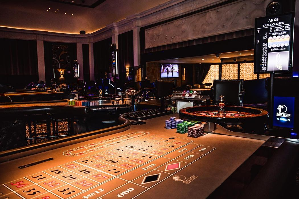 The Palm Beach Casino