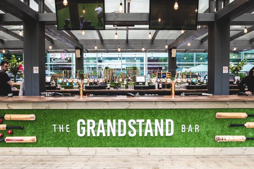 Grandstand Bar
