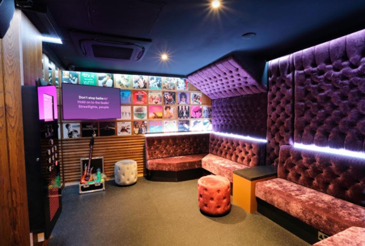 VIP Private Karaoke Room