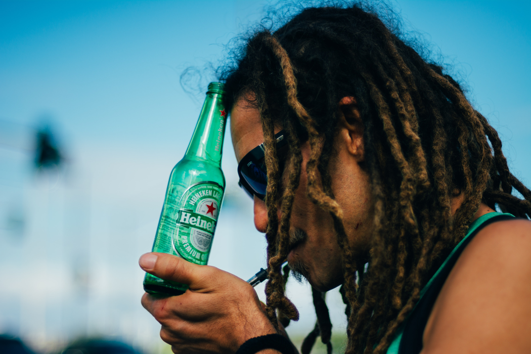 Reggae Brunch and Bottomless Booze's event image