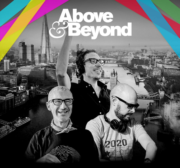 ABGT450 - Above & Beyond's event image