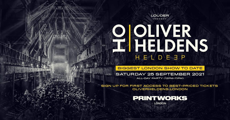 Oliver Heldens's event image