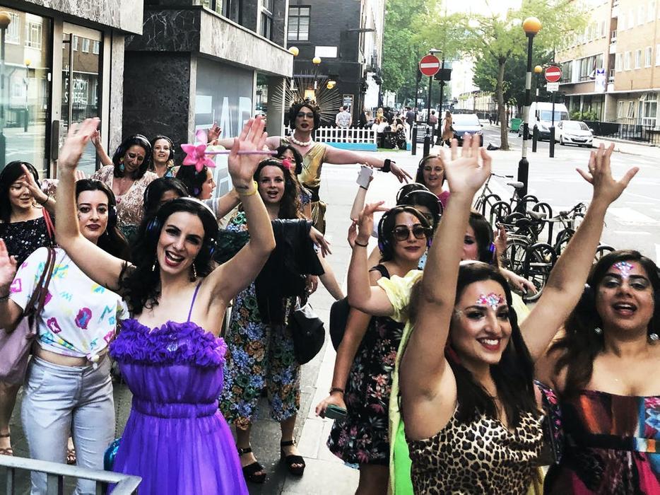 Drag Queen Disco Diva Tour's event image