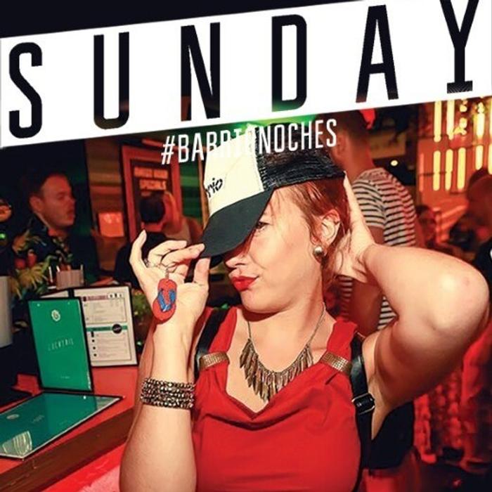 The Sunday Sesh's event image