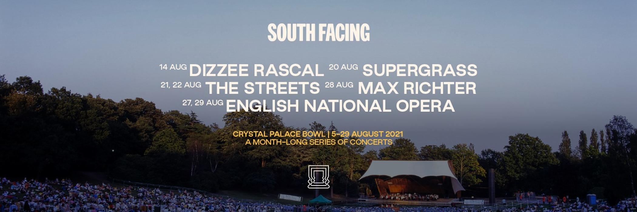 South Facing Festival's event image