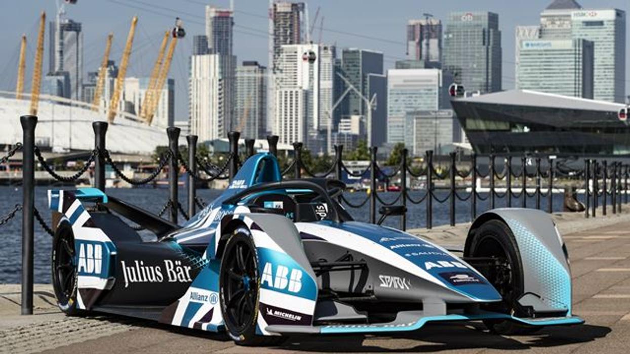 ABB FIA Formula E Championship's event image