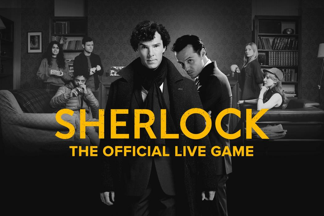 Sherlock: The Game Is Now's event image