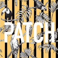 Patch East's logo