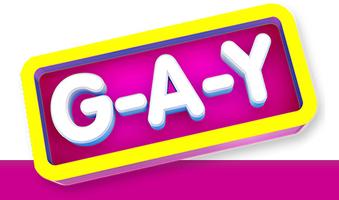 G-A-Y Bar's logo
