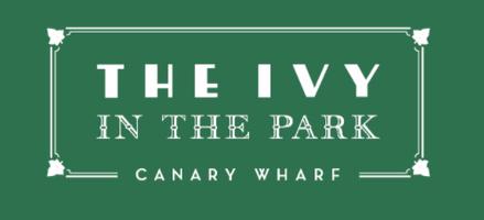 The Ivy Canary Wharf's logo