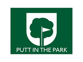 Putt in the Park's logo