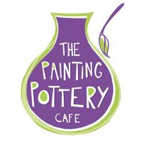The Painting Pottery Cafe's logo