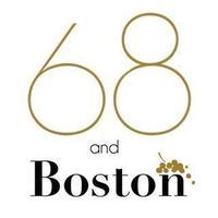 68 and Boston's logo