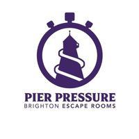 Pier Pressure Escape Rooms's logo