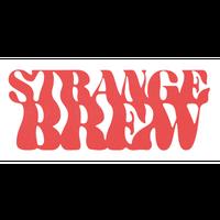 Strange Brew's logo