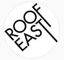 Roof East's logo